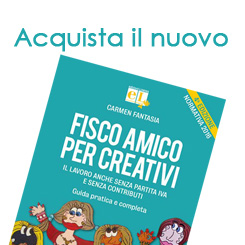 Acquista il libro Fisco Amico per Creativi