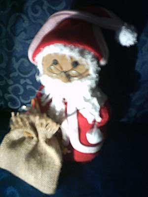 Tutorial Per Costruire Babbo Natale In Stoffa Ada Hobbydonnait