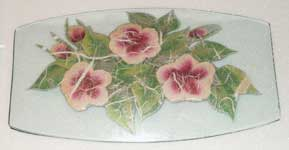 progetto decorative painting facile svuotatasche