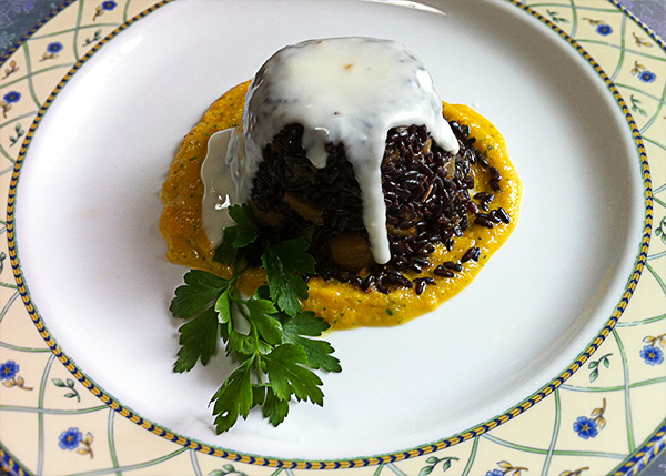 Cucina Veloce: Riso Halloween - Hobbydonna.it