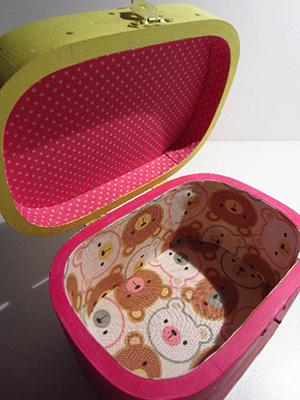 Decorazione Cofanetto Girly 4