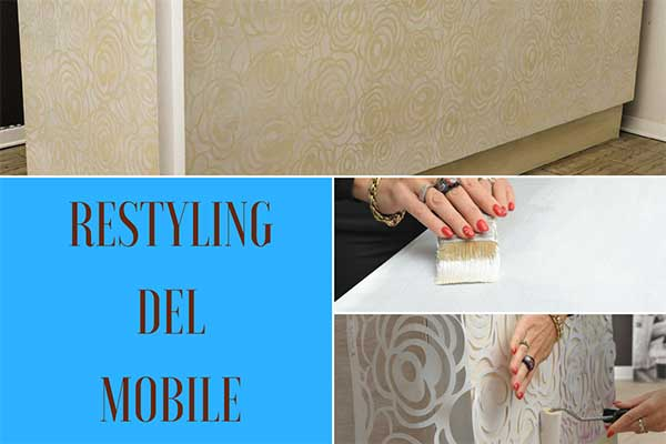 Restyling del mobile