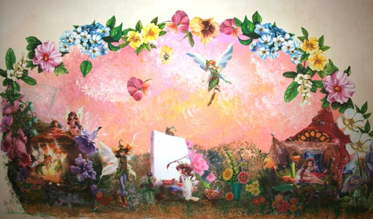Murales Cameretta Bambini : Quadri per bambini disney decorazioni camerette bambini disney