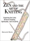 Copertina libro Zen and the art of knitting