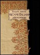 Ricami italiani antichi e moderni