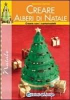 Creare alberi di Natale. Con i cartamodelli