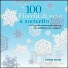 100 fiocchi di neve a uncinetto