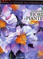 Dipingere fiori e piante