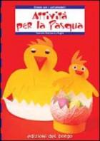 Attività  per la Pasqua. Creare con i cartamodelli