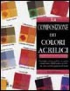 La composizione dei colori acrilici