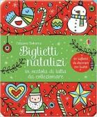 Biglietti natalizi in scatola di latta da collezionare