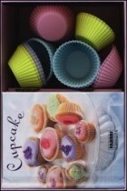Cupcake. Con gadget